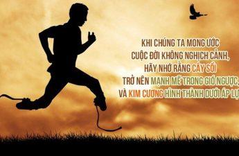 Bạn có bao giờ chạy đua