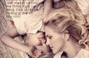 Phụ nữ sinh con là thiên chức